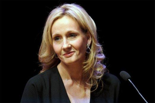 J P Rowling